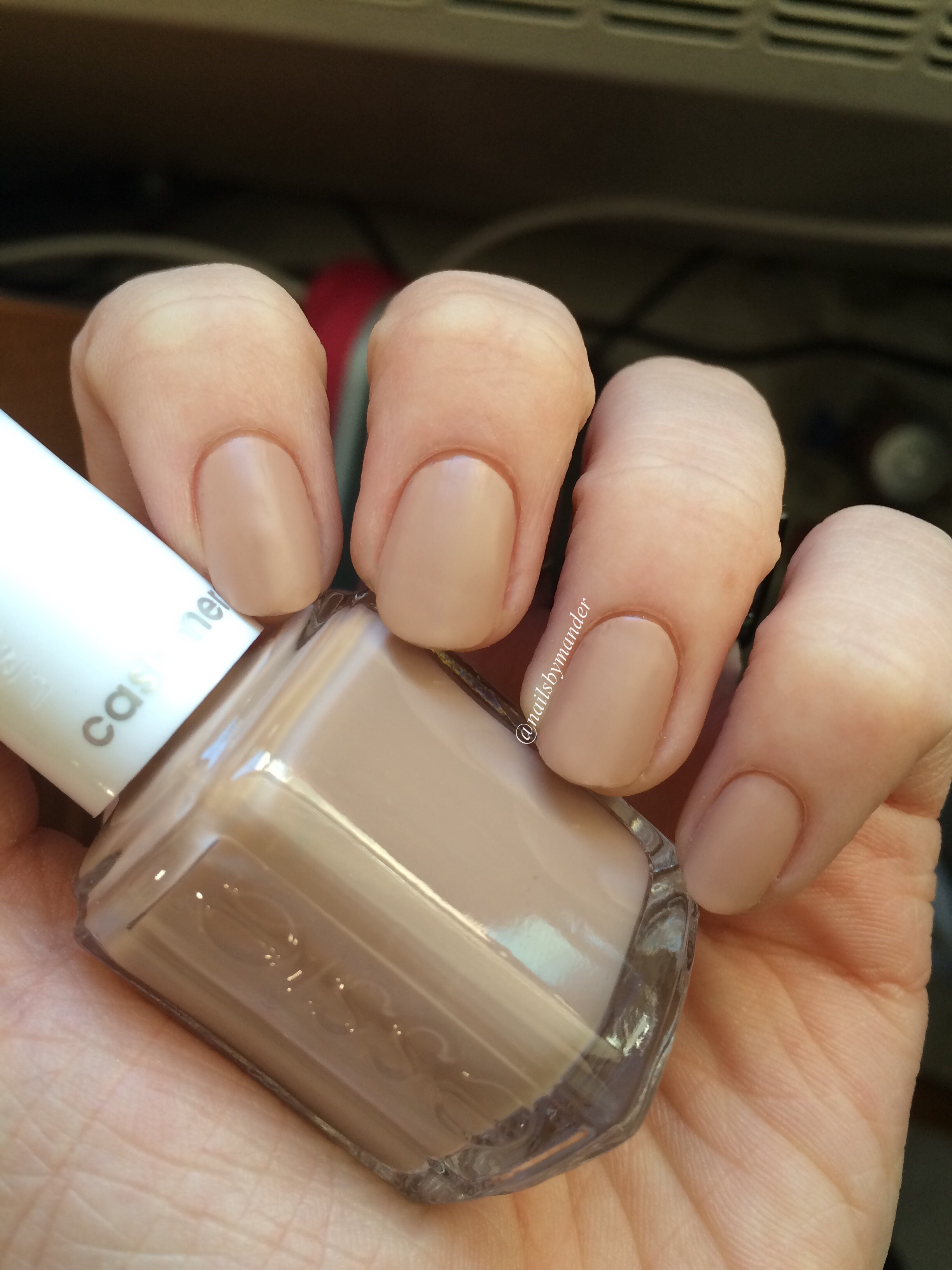Essie Cashmere Matte Collection | The Painted Panda